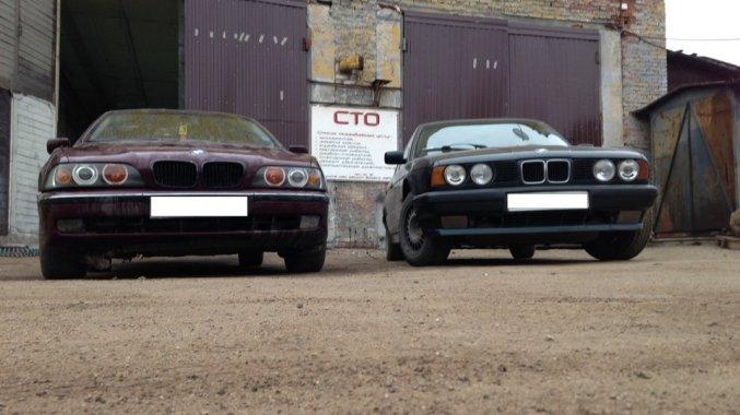 BMW 5 series Кузовной ремонт в Минске | DRIVE2
