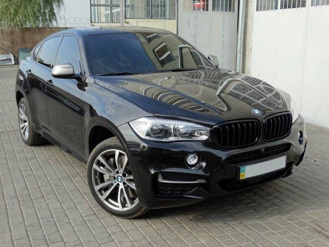 Чип-тюнинг BMW F16 X6 M50d — DRIVE2