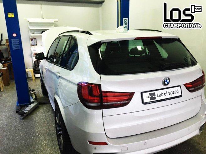 Чип-тюнинг BMW х5 — Labofspeed26