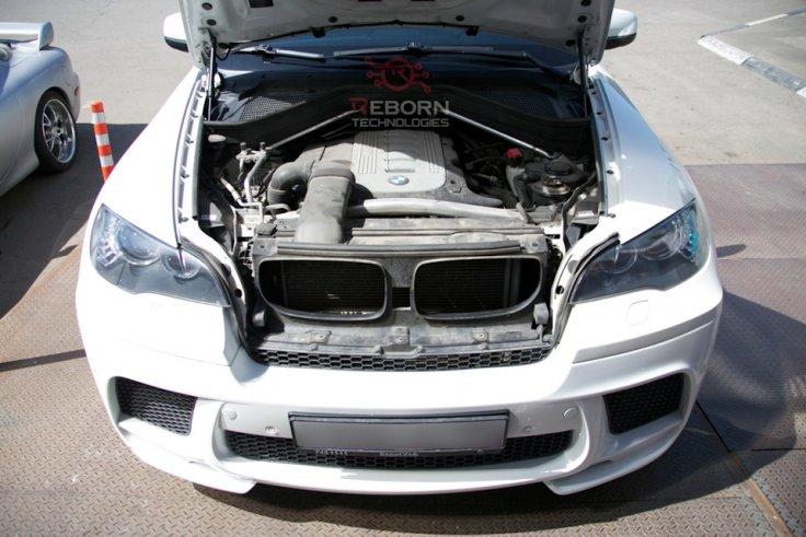 Чип тюнинг BMW X6 (E71) 30d — Reborn Technologies