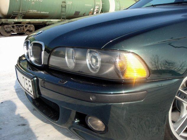 Чип тюнинг двигателя м57 — бортжурнал BMW 5 series 530D 2001 года