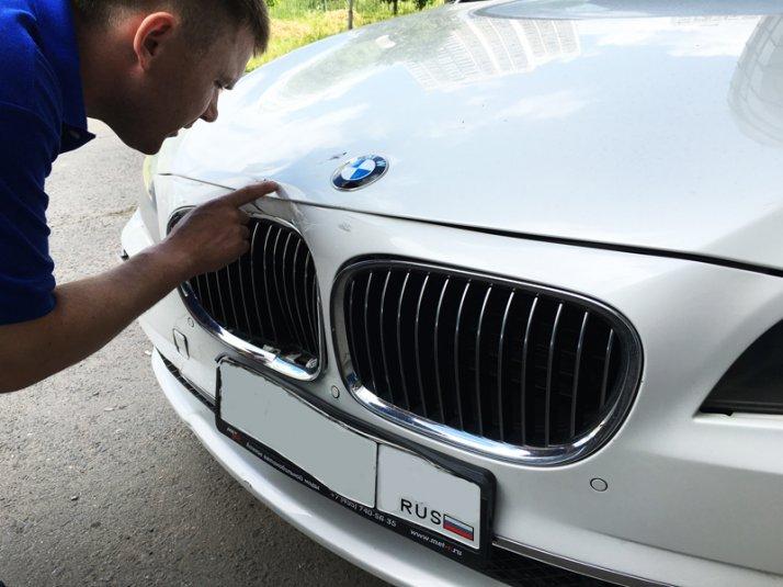 Кузовной ремонт БМВ (BMW)| Восстановление дверей | Автолига