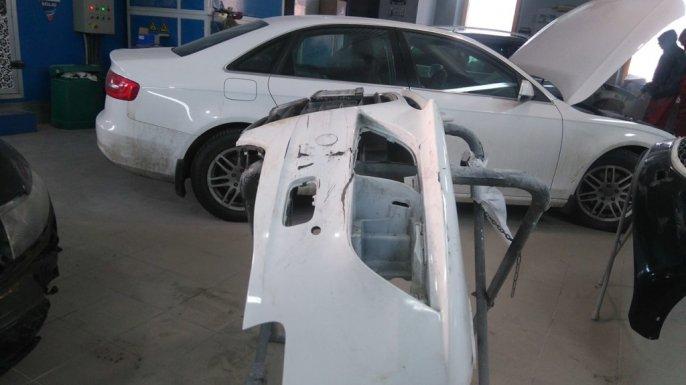 Кузовной ремонт, покраска бамперов, кузова авто в Минске