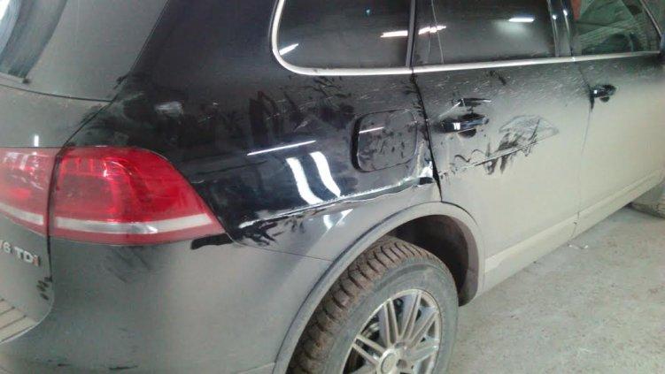 Покраска и кузовной ремонт БМВ в Воронеже: услуги и цены