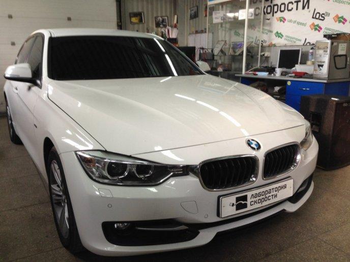 Краткий обзор BMW i и BMW d :: Статьи :: BMW 3 серия FF35 :: RU BMW